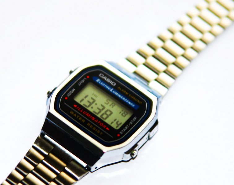 Watche Casio