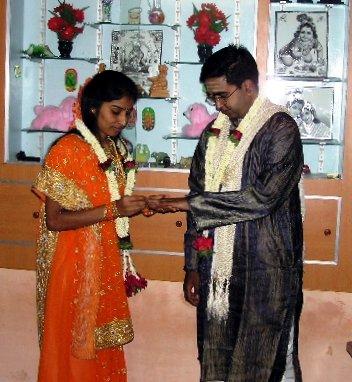 Sanjay engagement