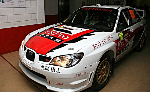 FxPro Rally Car