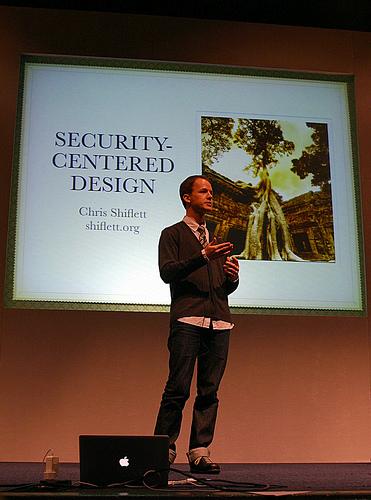 Security centered design