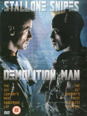 Demolition Man movies in USA