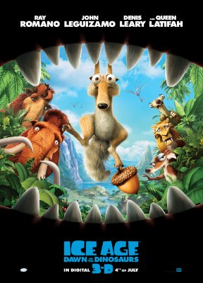 Ice Age : Dawn of the Dinosaurs