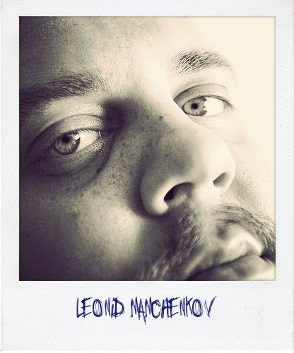 Leonid Mamchenkov (Polaroid)