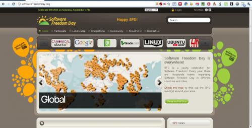 Happy Software Freedom Day! | Blog of Leonid Mamchenkov