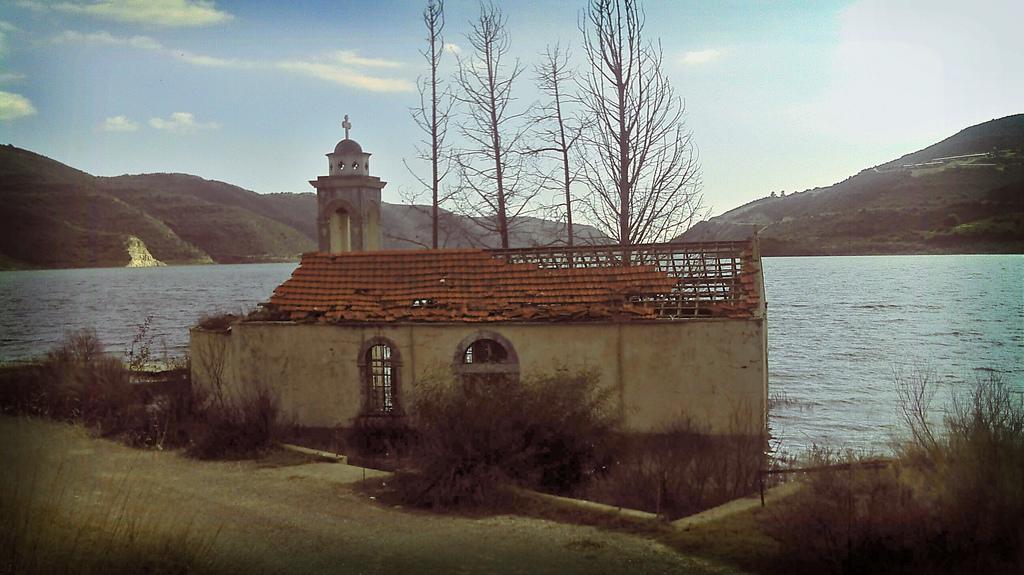 Agios Nicholas church, 2012