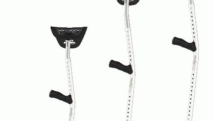 Mobilegs Crutches