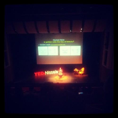 Golden ratio in human faces #TEDxNicosia