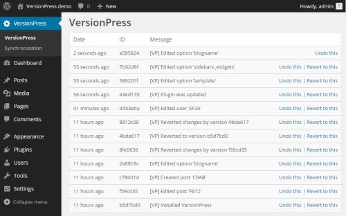 versionpress-wordpress-plugin