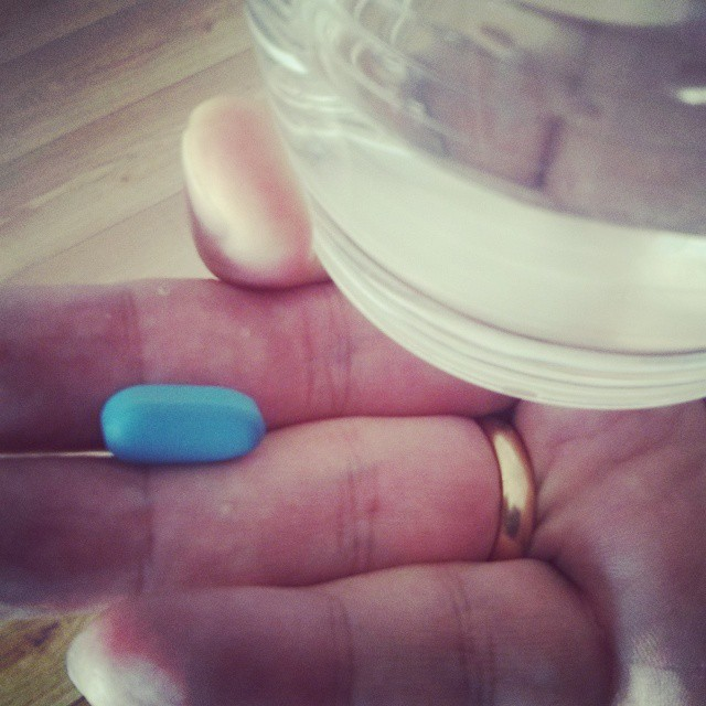 Blue pill anyone?