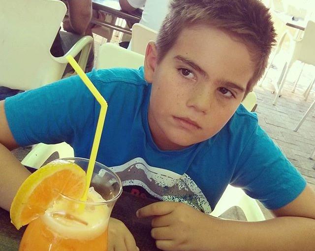 Serious orange juicing