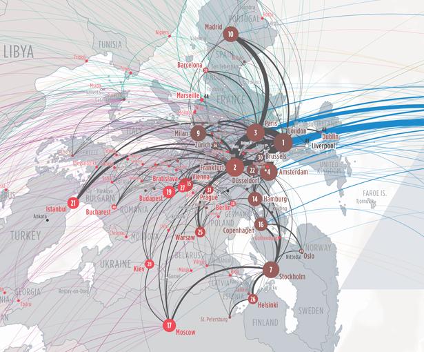 Global Internet Map Blog Of Leonid Mamchenkov - Internetmap