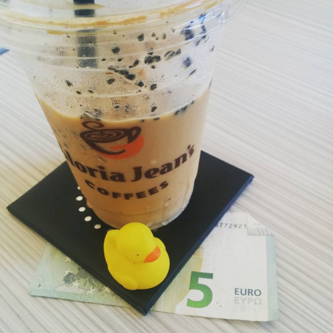 Coffee, money, work and play