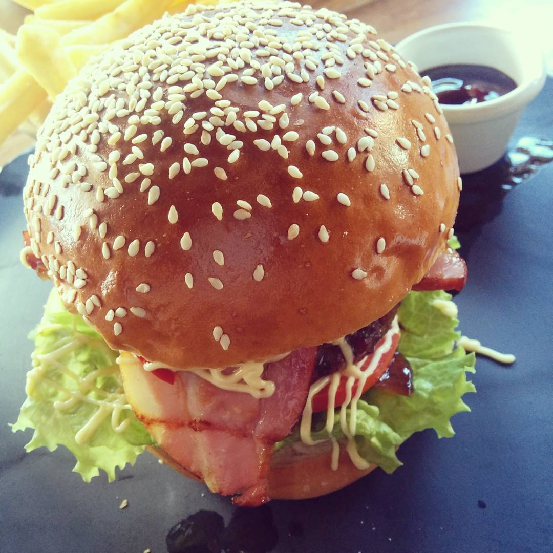 Chesters burger
