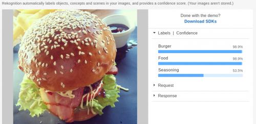 rekognition-burger