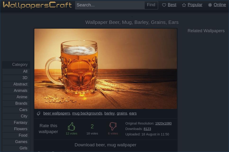 WallpapersCraft – high quality desktop backgrounds | Blog ...