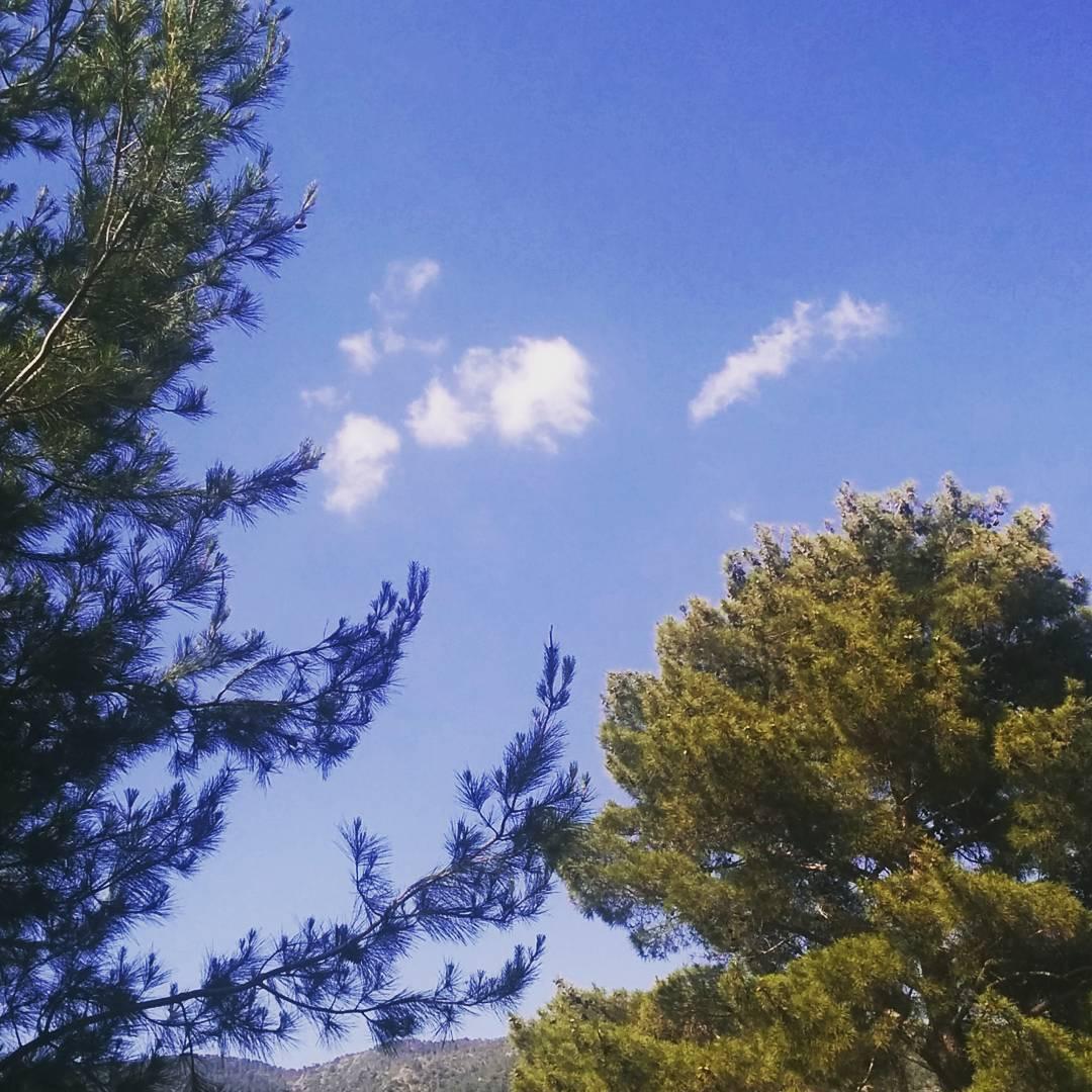 Platres sky