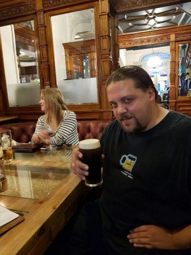 Swan Pub, London, UK