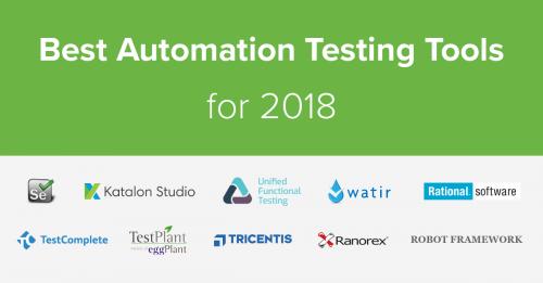best testing tools