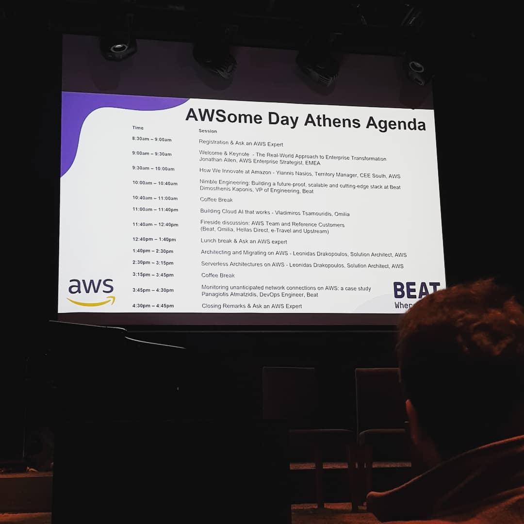 AWSome Day Athens