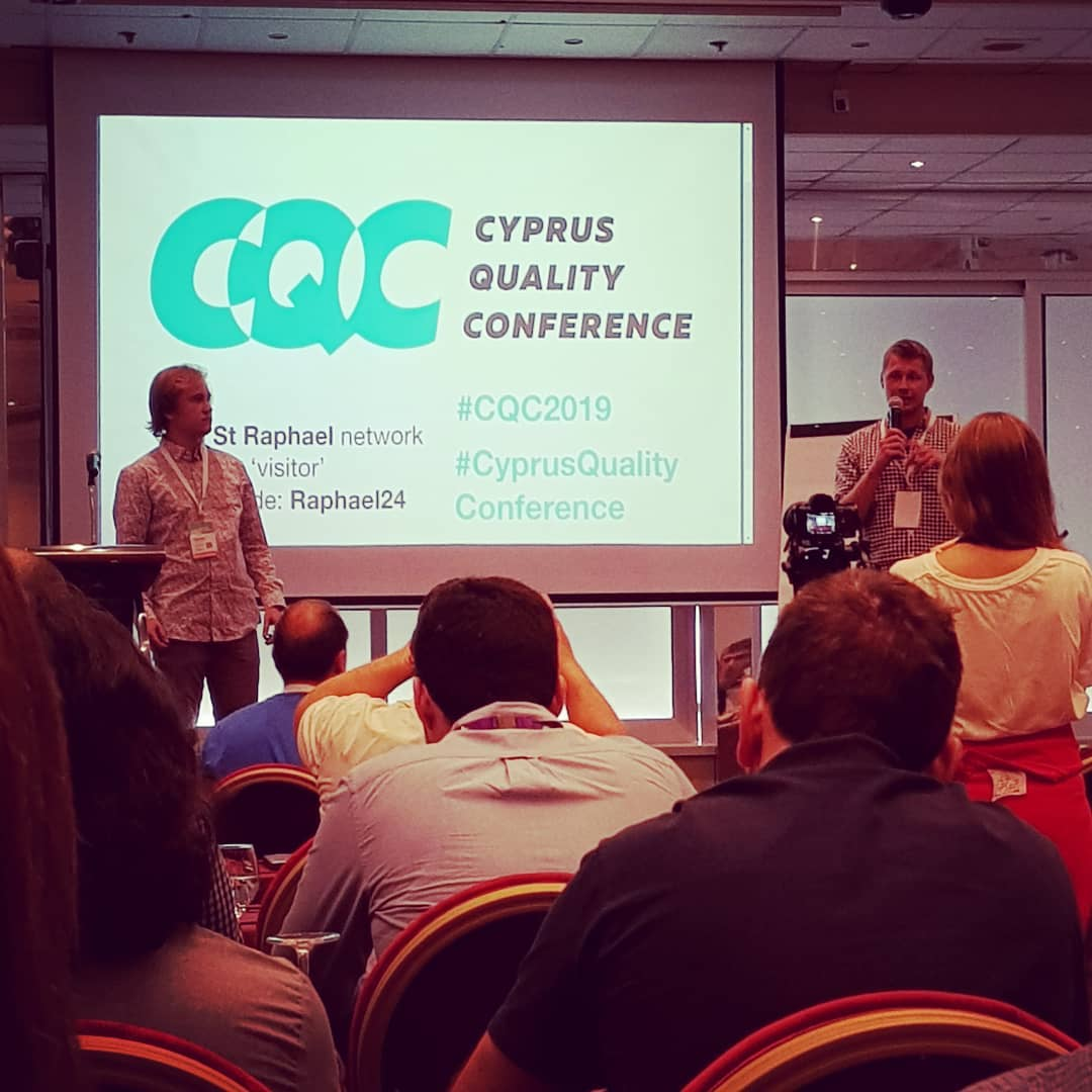 Cyprus Quality Conference kicks off