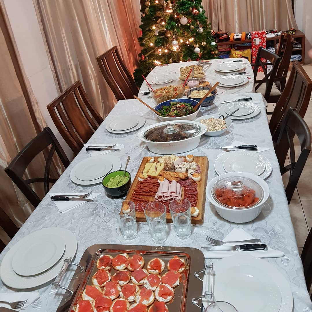 New year eve starters